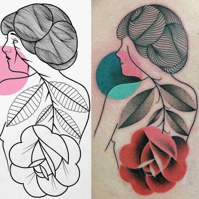 Mariusz Trubisz tattoo art