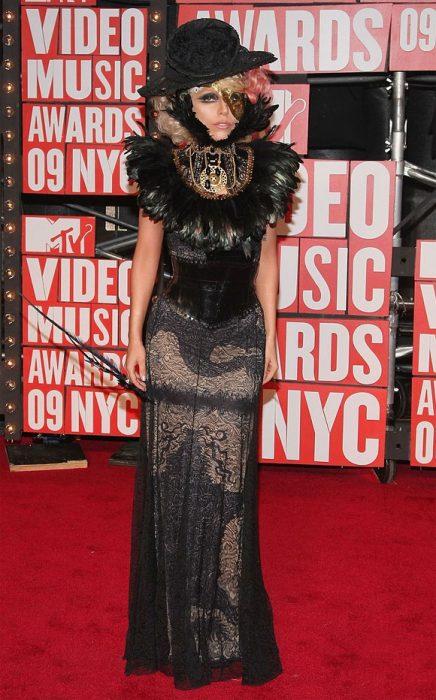 Lady Gaga en los MTV Video Music Awards 2009