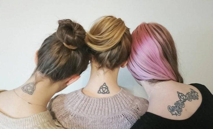 tatuajes de triqueta