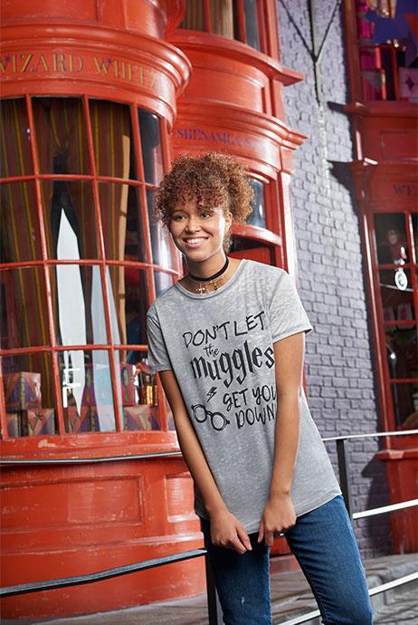 Articulos de Harry Potter creados por Primark
