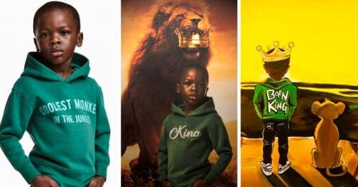 Artistas de todo el mundo le dan un giro al comercial racista de H&M
