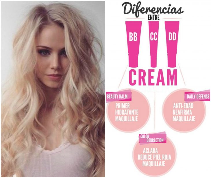 maquillaje bb cream