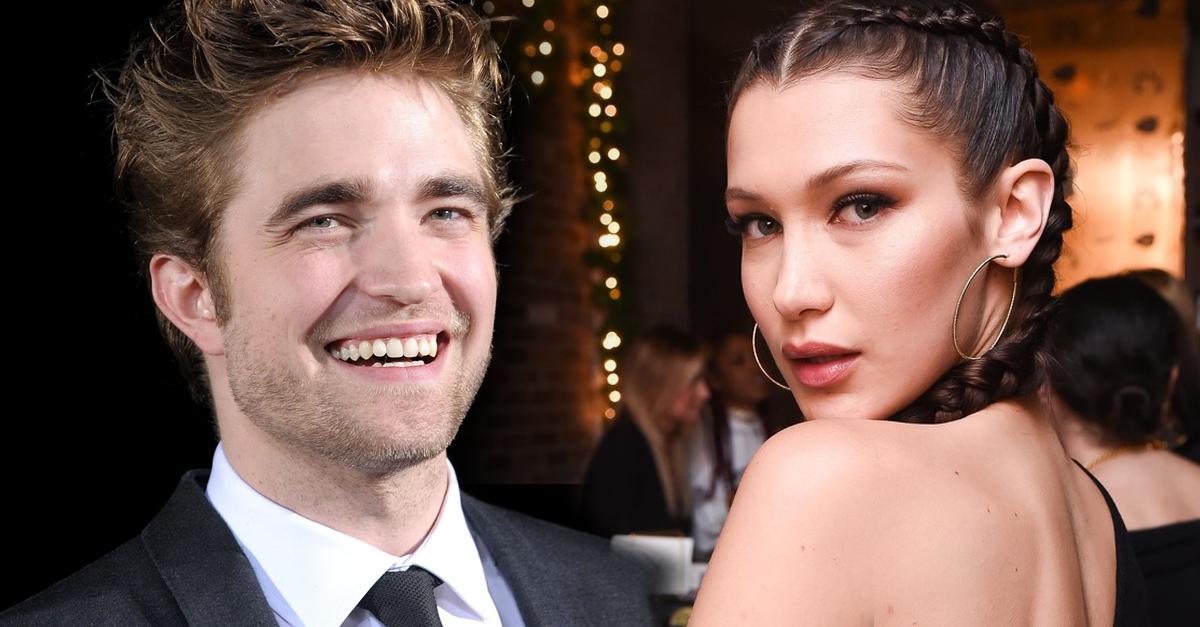 Internet asegura que ha nacido el amor entre Bella Hadid y Robert Pattinson