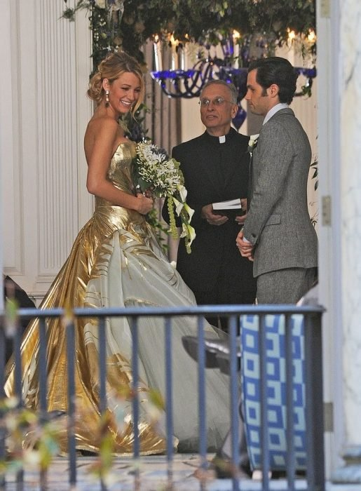 Blake-Lively-Wedding-Dress-Gossip-Girl-Pictures