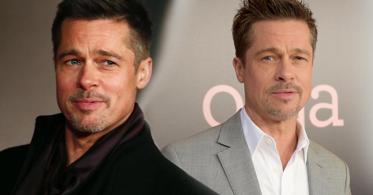 Brad Pitt estrena un rejuvenecido rostro gracias al bótox