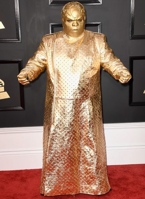 CEE LO GREEN 2017 grammy
