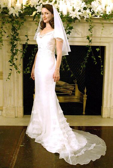 Charlotte vestido de novia