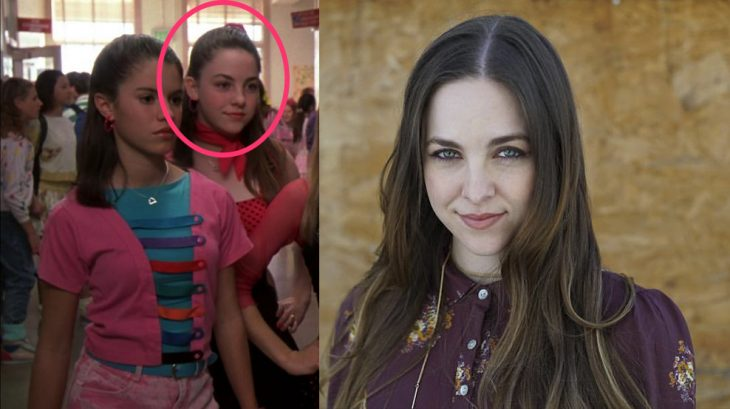 Chicas que aparecen en la película como si tuviera 30