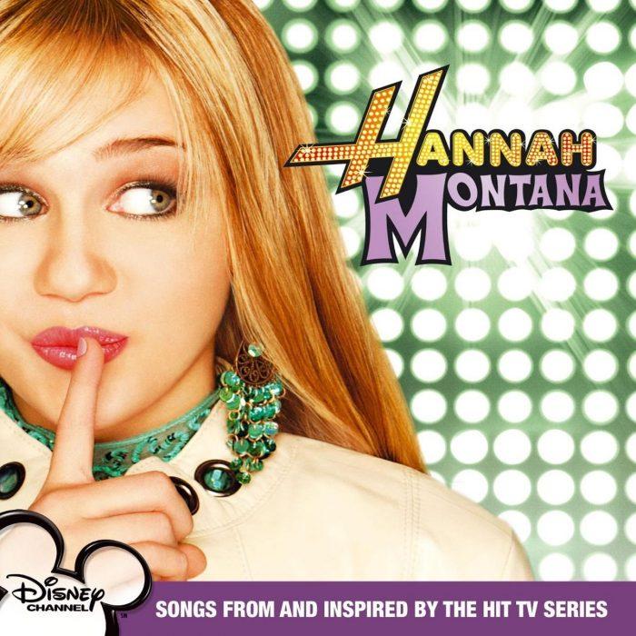 Primer disco de Hannah Montana