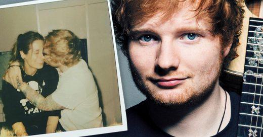 Ed Sheeran anuncia su compromiso a través de Instagra
