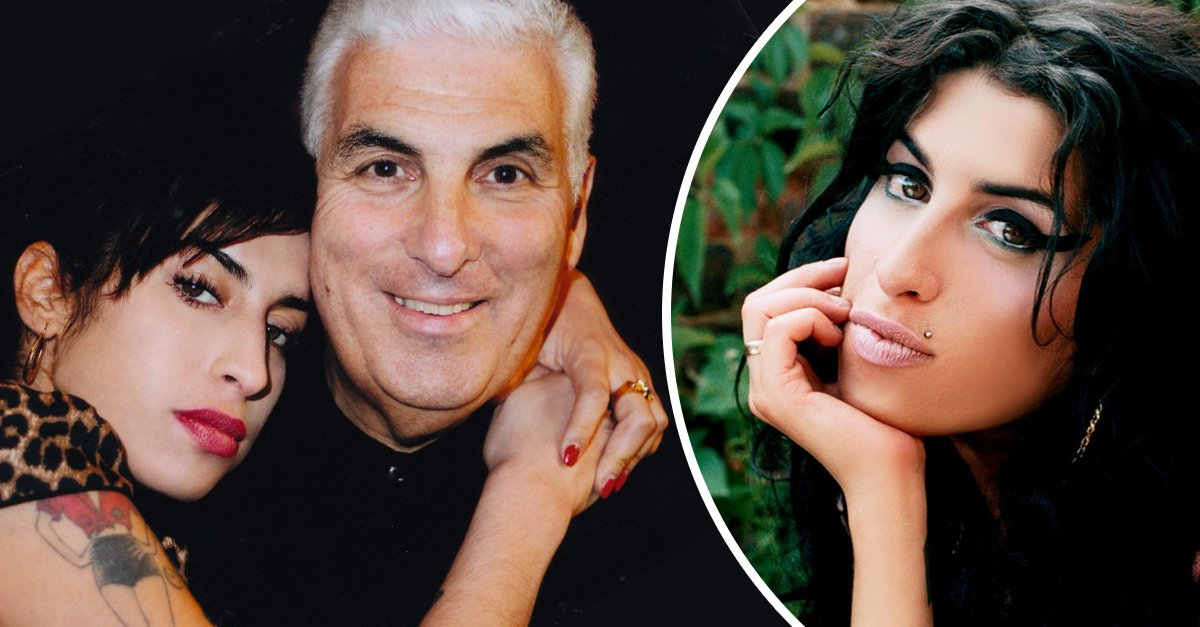 El fantasma de Amy Winehouse ha visitado a su padre por más de tres años