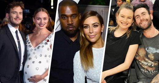Estas son las celebridades que serán padres en este 2018