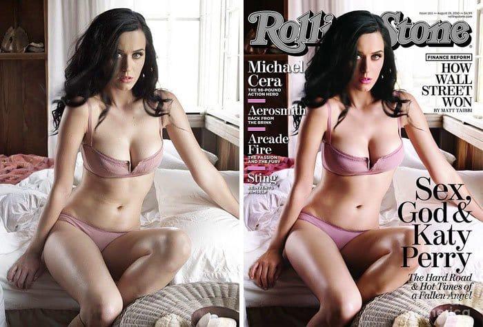 chica con bikini rosa