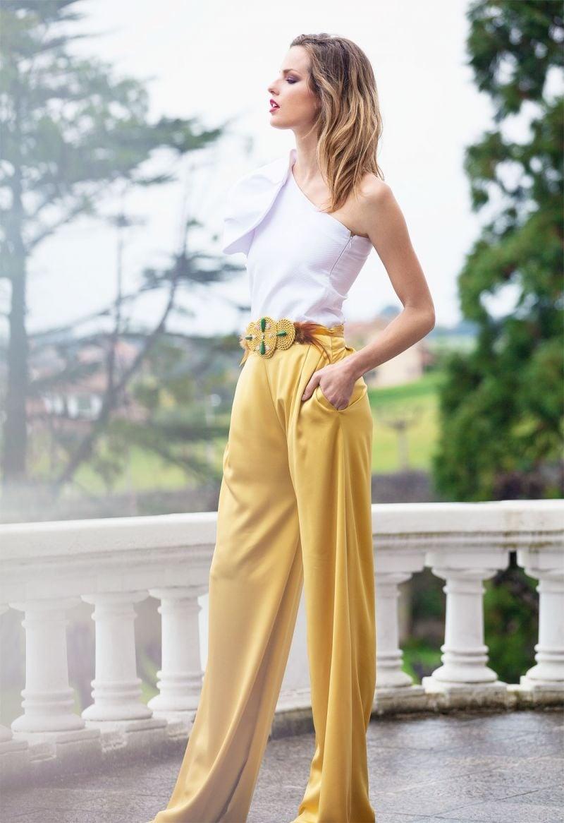 Moda A Lo Ancho Claves Para Poder Usar Pantalones Anchos