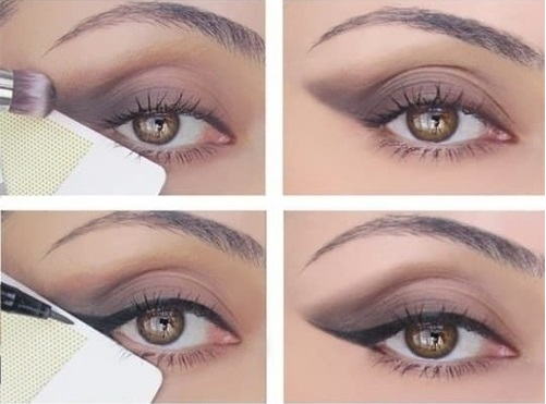 tutorial cat eyes