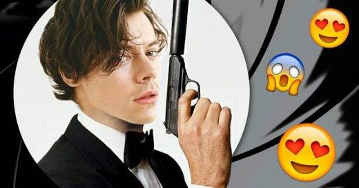 Harry Styles tiene el perfil ideal para ser James Bond, de acuerdo al editor de la película