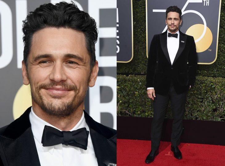 Hombres sexis que estuvieron en los globos de oro 2018