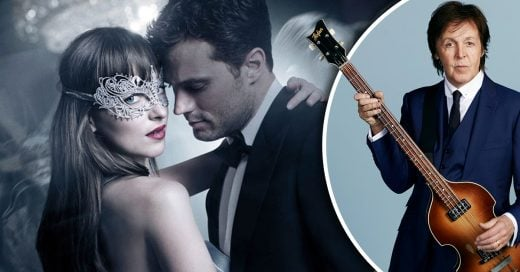 Jamie Dornan cantará un cover de Paul McCartney en Fifty Shades Freed