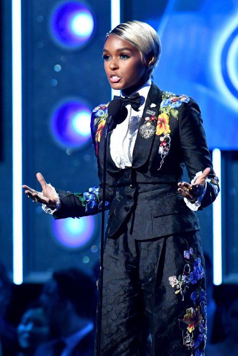Jannelle Monae discurso Grammy 2018
