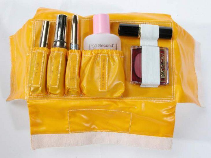 Kit de maquillaje creado por ingenieros de la NASA