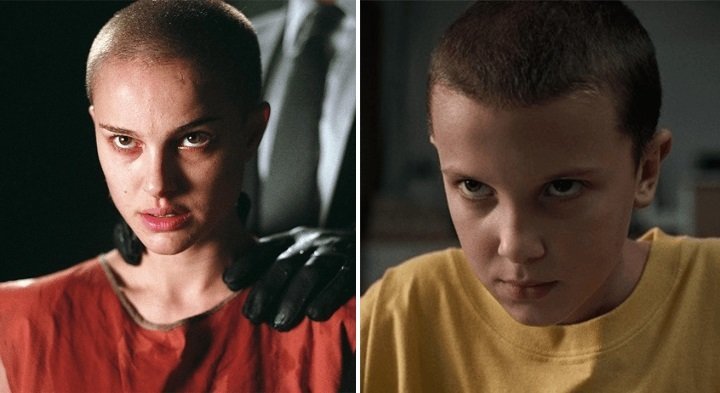 Internet Notó Que Millie Bobby Y Natalie Portman Son Identicas
