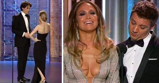 Momentos impactantes durante los Golden Globes