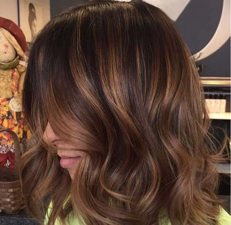 Pelo color toffee