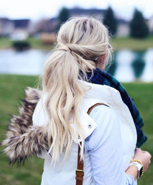 Peinados al natural que puedes usar