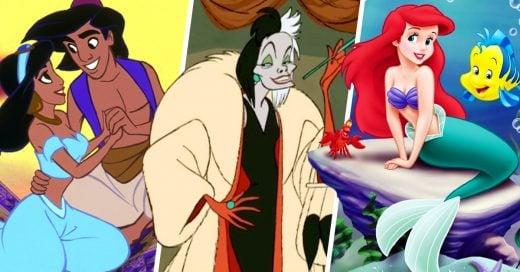 10 Películas Disney que tendrán su propia versión live action; no podemos esperar a verlas