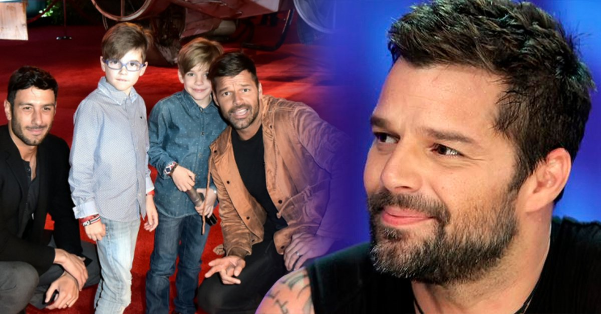 Ricky Martin confiesa porque tardo tanto en salir del closet