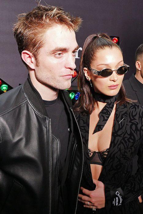 Robert y Bella