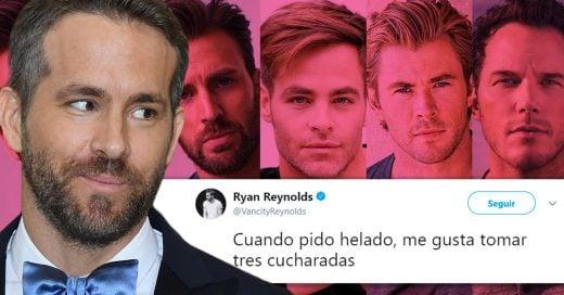 Ryan Reynolds aclaró que Chris es el más sexi de todos