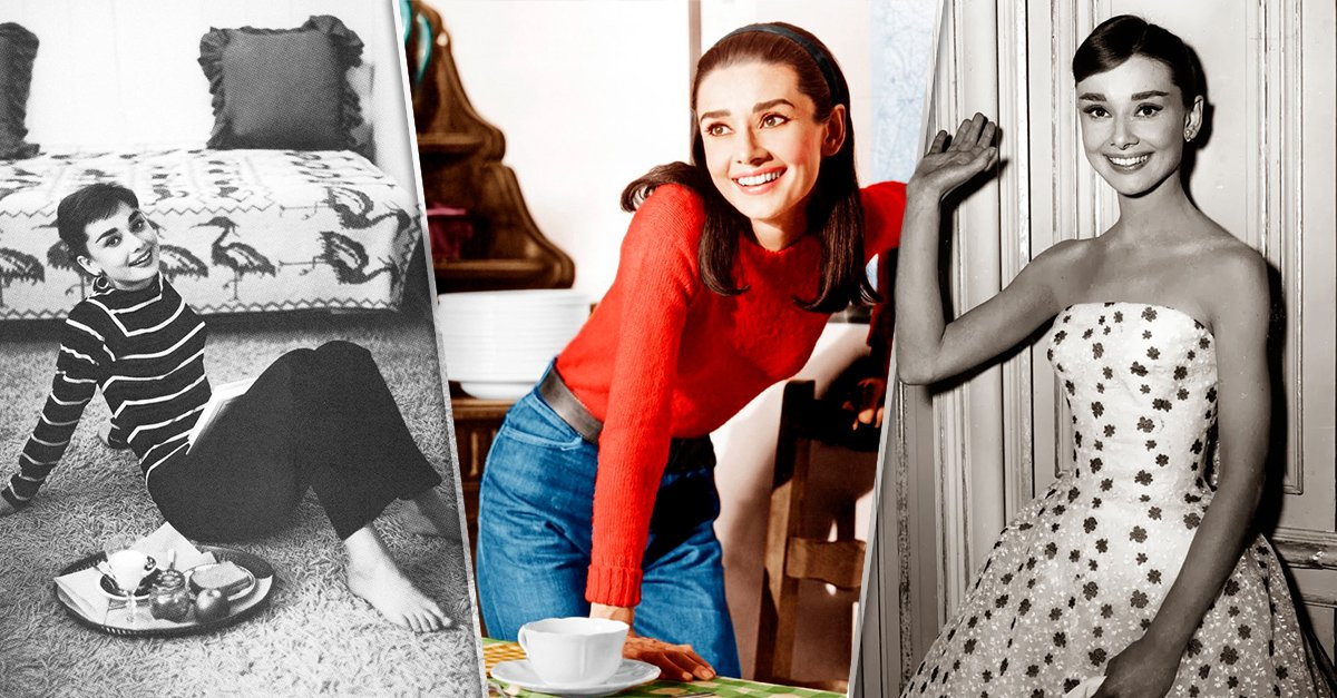 Secretos de Audrey Hepburn para mantenerse delgada y lucir increíble