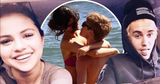 Selena Gomez y Justin Bieber recibieron el 2018 en Cabo San Lucas