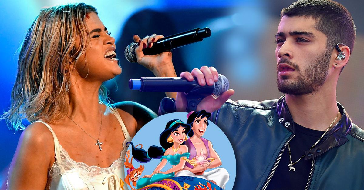 Zayn Malik desmiente los rumores de una posible colaboración con Selena Gomez