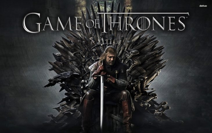 portada de la serie Games of thrones
