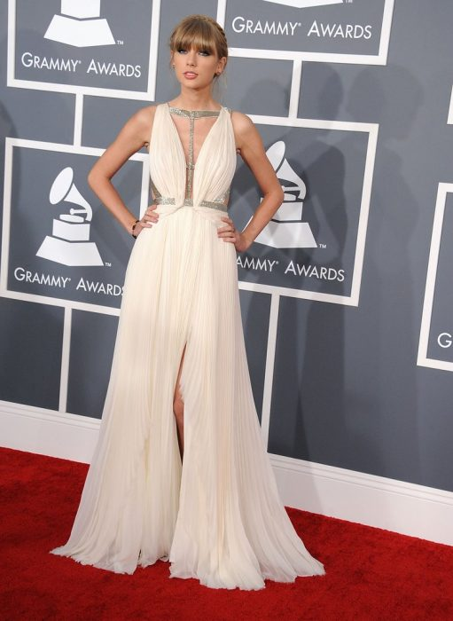 Taylor Swift 2013 J Mendel Grammy