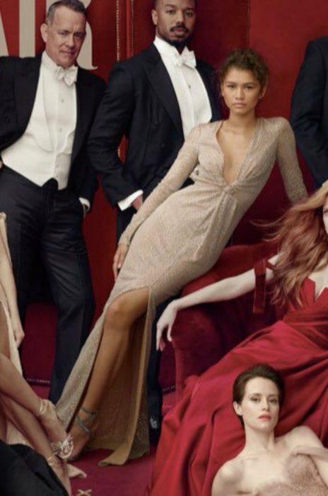 Portada de la revista Vanity Fair del 2018