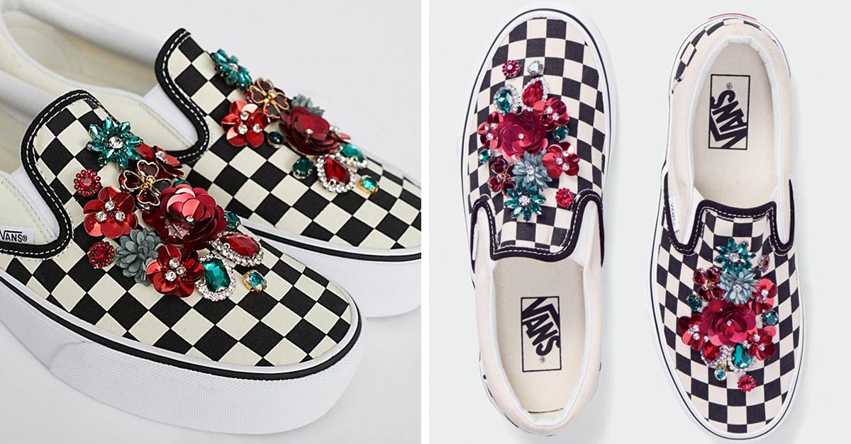 Vans Dropped the Mermaid Version of Your Favorite Sneaker