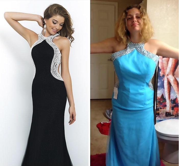 chicas modelando vestidos
