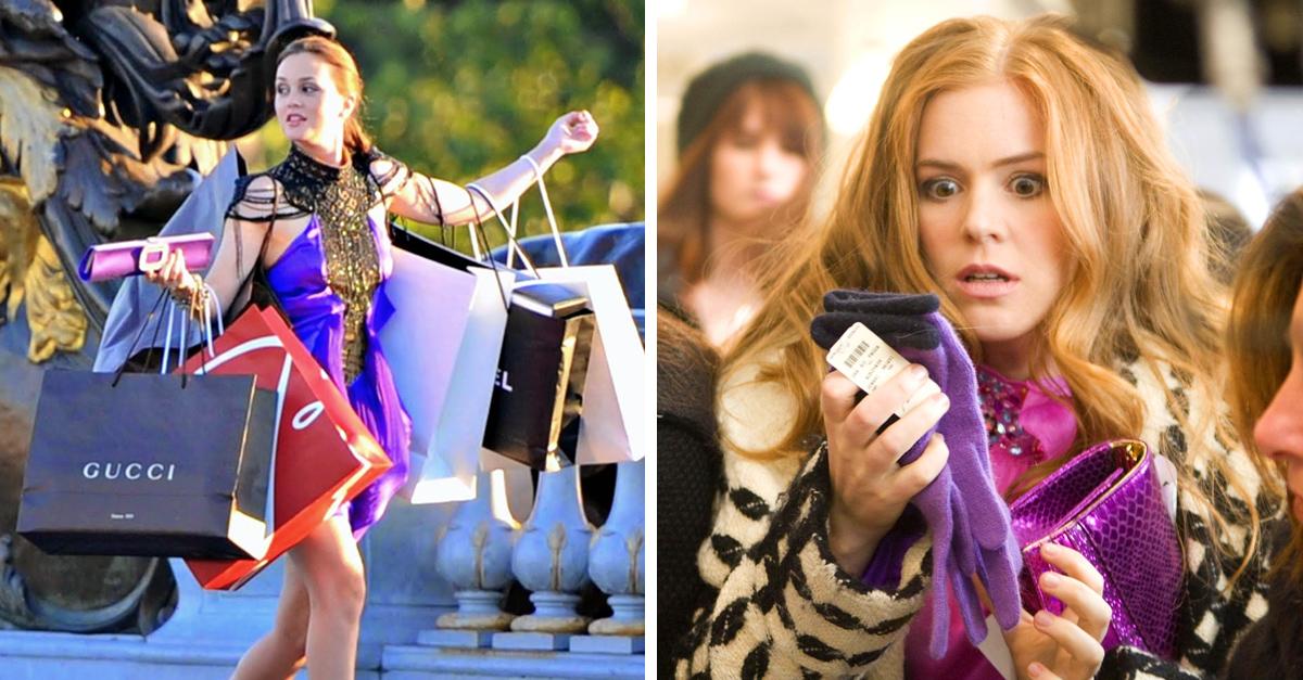 10 Situaciones que has vivido si amas ir de compras