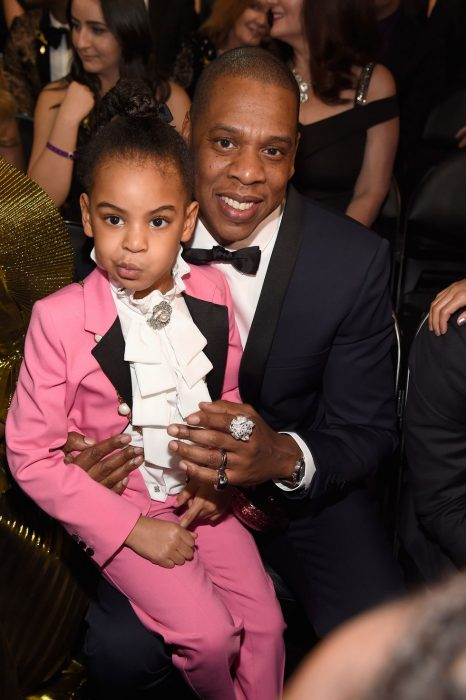 blue ivy carter 2017 grammy