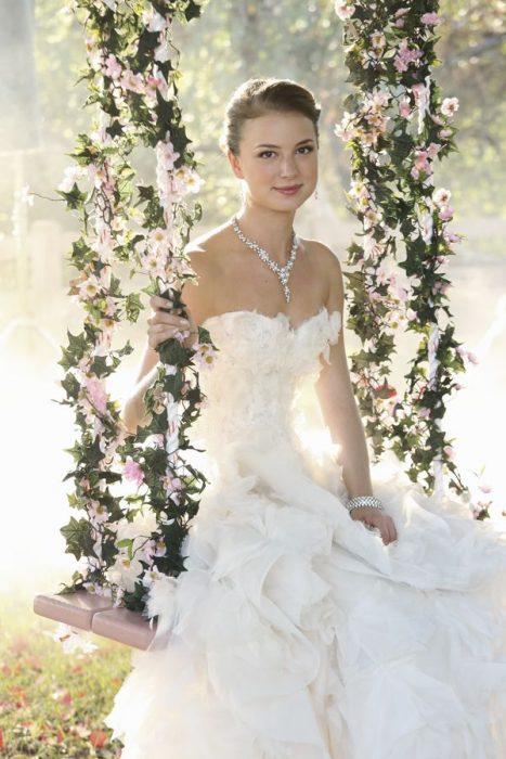 emily vestido de novia