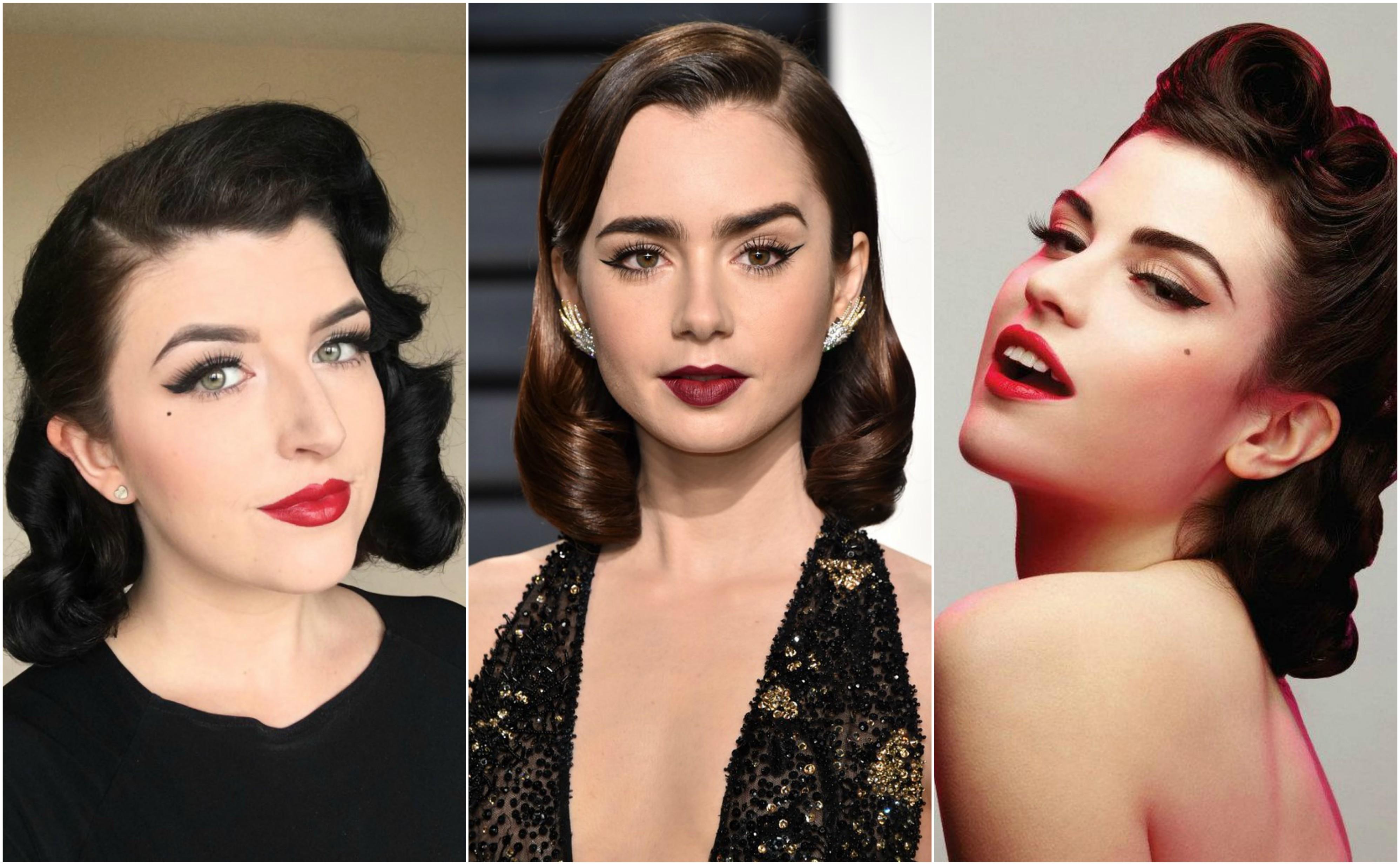 10 Pasos Para Lograr Un Perfecto Maquillaje Estilo Pin Up