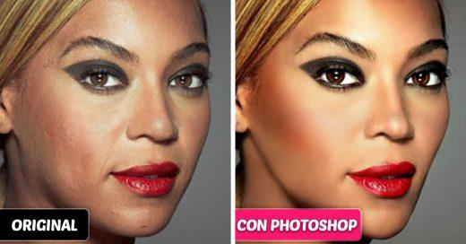 15 Celebridades amantes del Photoshop; seguro que ya has olvidado su verdadero aspecto