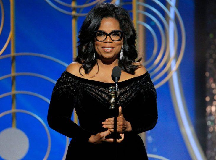 golden globes 2018 oprah winfrey