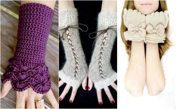 guantes para invierno