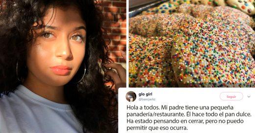 El tweet de esta chica salvó el negocio de su familia
