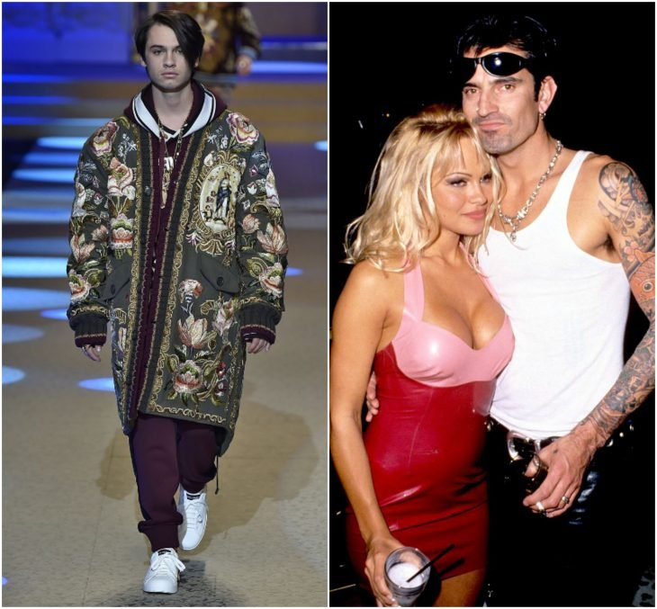 hijos de famosos que ahora son modelos