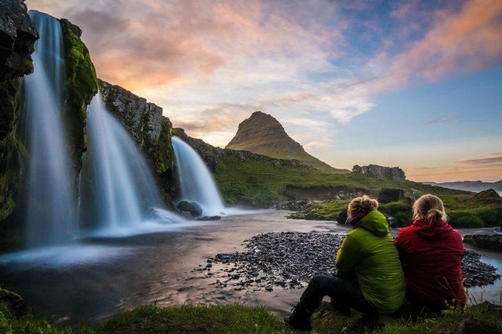 chicas en islandia